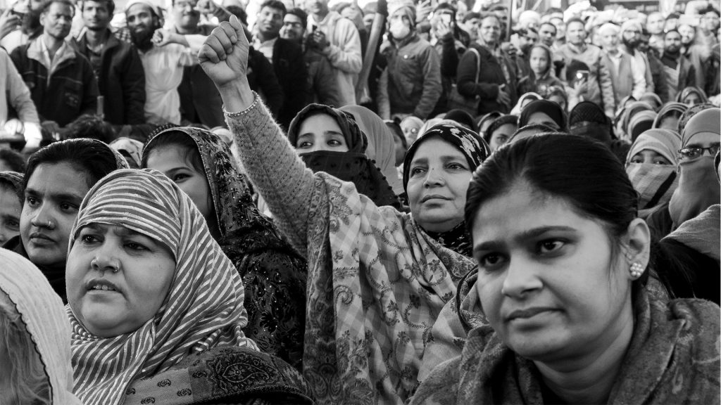 Shaheen Bagh protest_Peoples Dispatch
