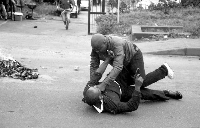 Swaziland's teachers wage struggle against police brutality
