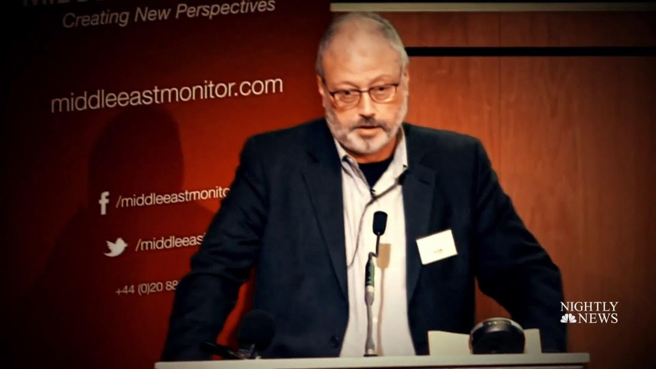 Jamal Khashoggi was a fierce critic of the Saudi regime
