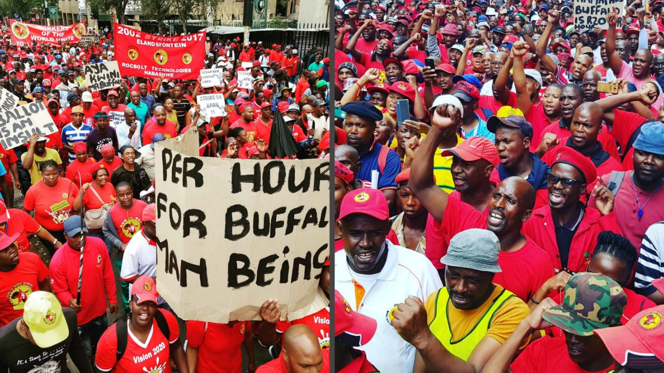 Why are South African plastic sector workers on strike? : Peoples