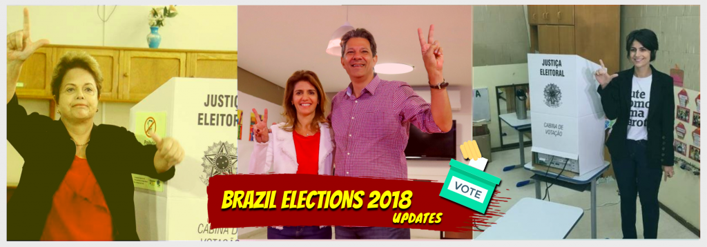 Voting Brazil Elections