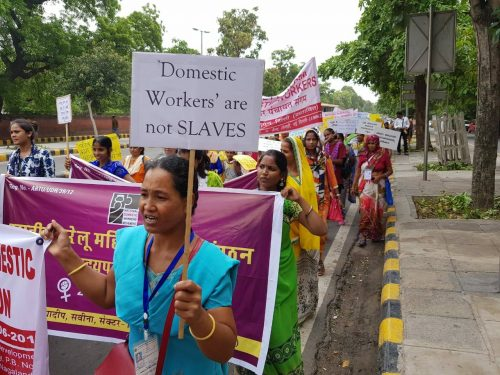 Domestic Workers' Struggle