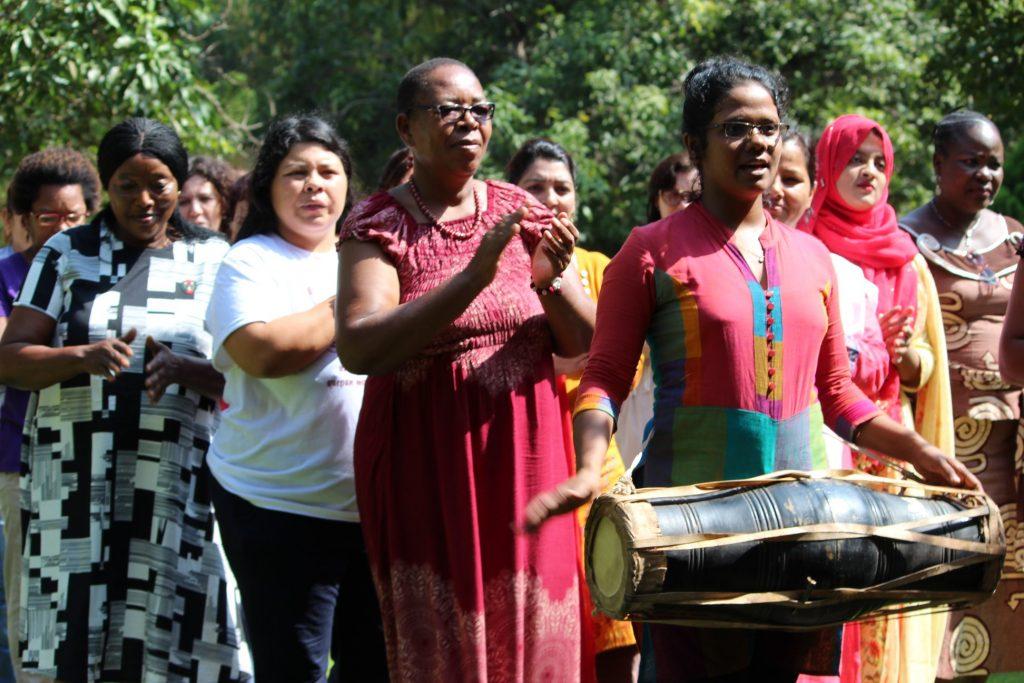 A Mística ceremony