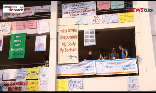 People's Health Assembly 4