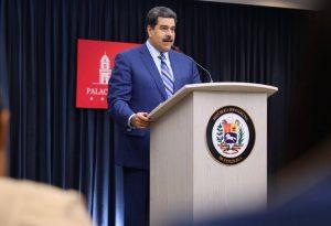 Maduro Press Conference