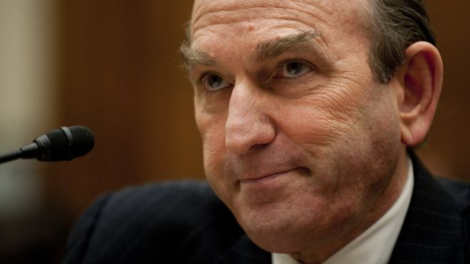 Elliot Abrams The US coup expert