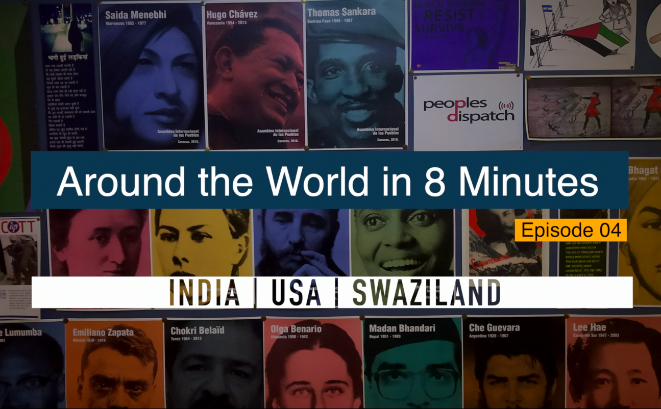 Ep 04 Around the world on 8 minutes