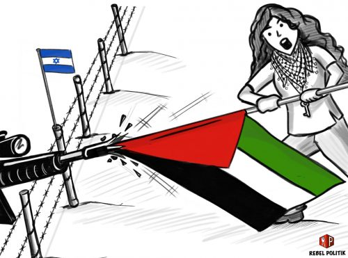 Great Return March_Palestine