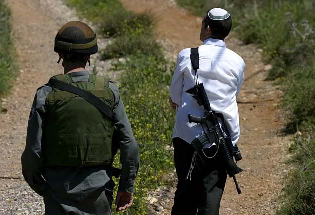 Israeli settler violence continues to increase