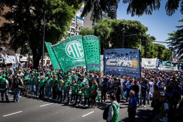 Argentine general strike