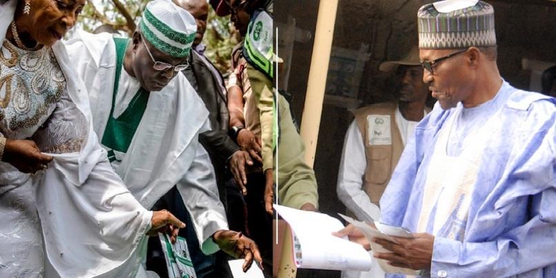 Atiku Abubakar & Muhammadu Buhari
