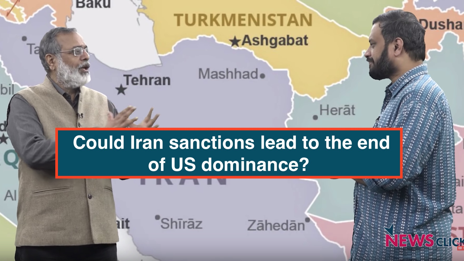 Iran sanctions by US