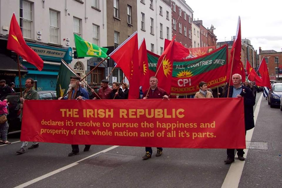 Irish Communist Party - Interview