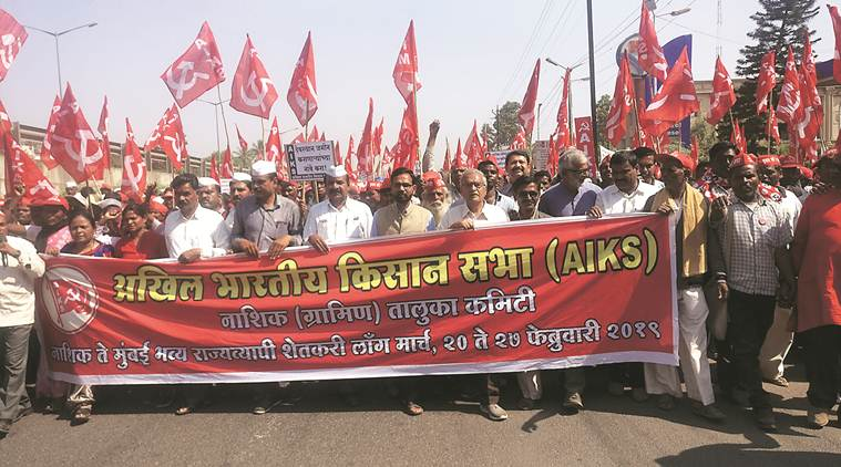 Farmers call off 'Long March', after state government accepts
