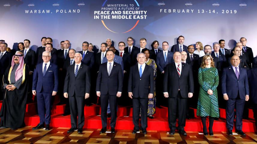 Warsaw summit 2019 delegates