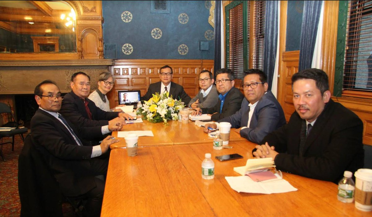CNRP Permanent Committee