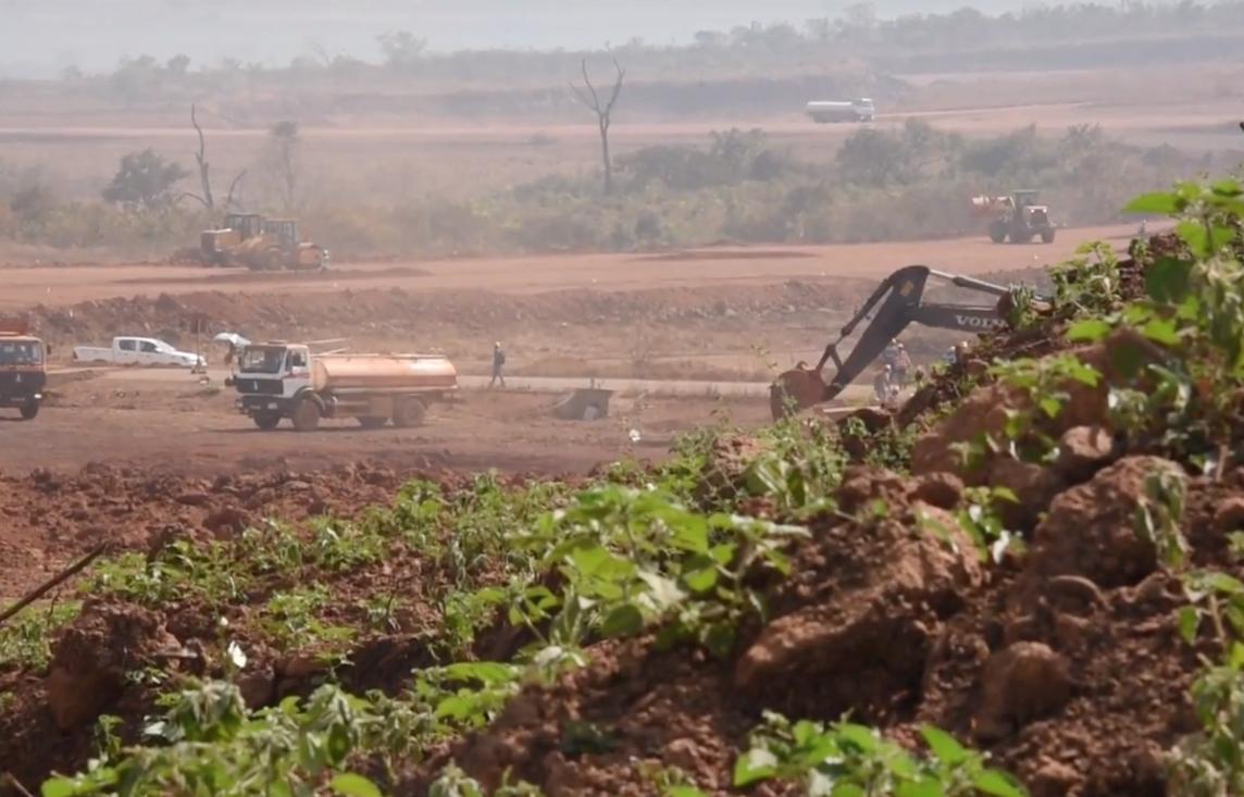 Mining Complaint