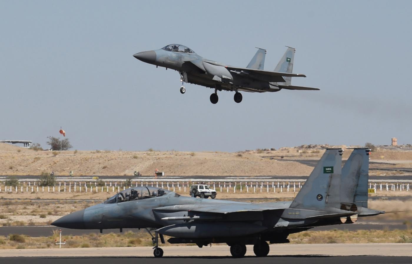 Saudi Fighter Jets