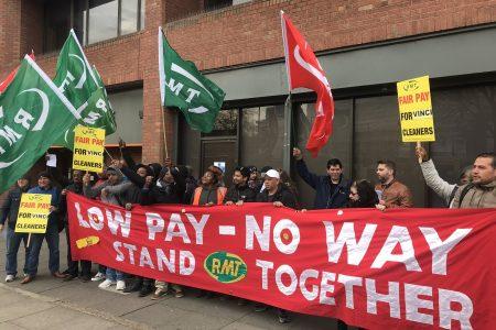 """b85688b2b8 London Overground Strike · """""""