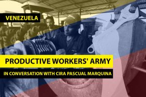 Productive Workers Army Venezuela