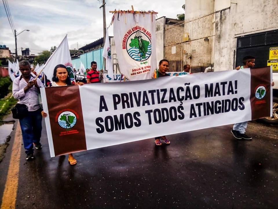 São Luís in the state of maranhão