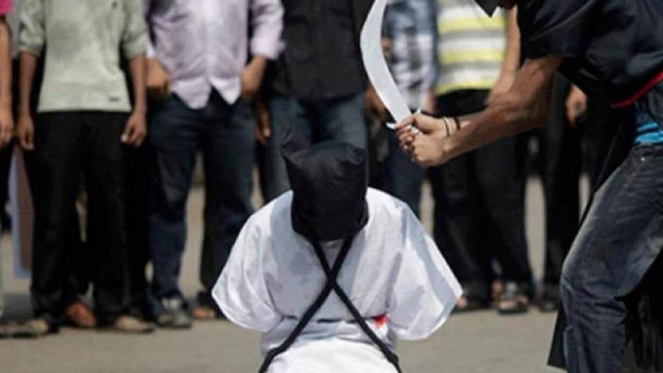Saudi Execution