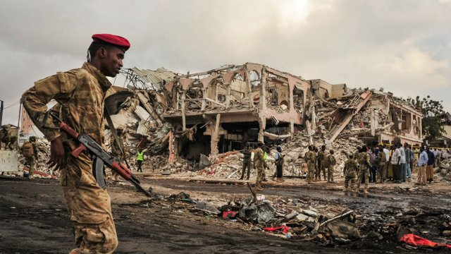 US resumes airstrikes in Somalia weeks after reports of