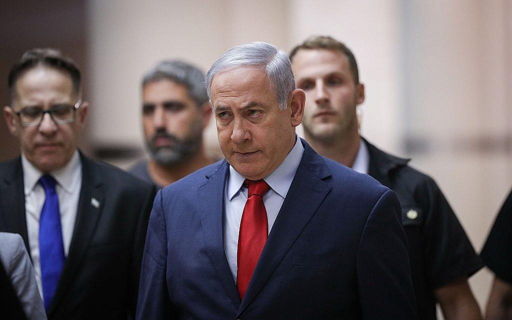 Netanyahu fresh elections