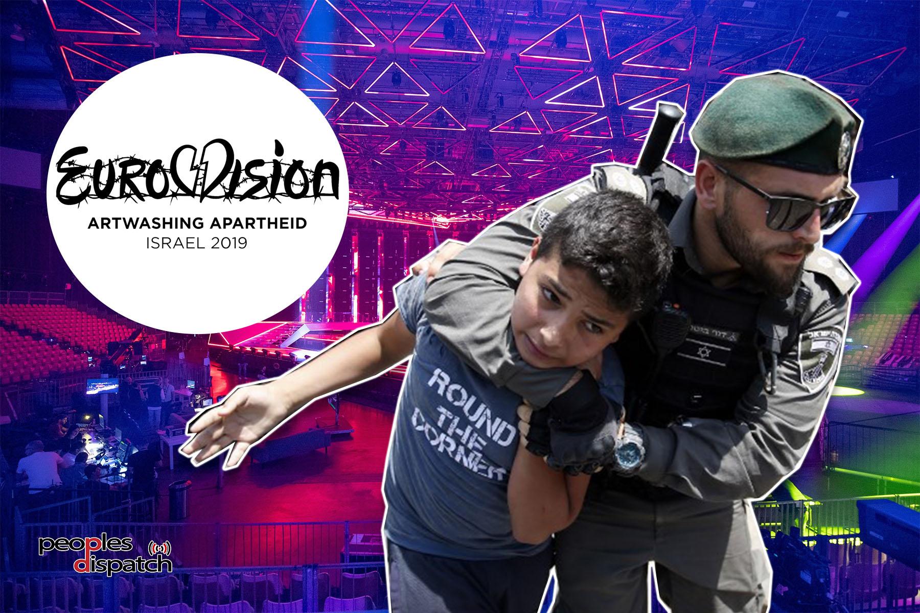 EUROVISION BOYCOTT 2019_ISRAEL