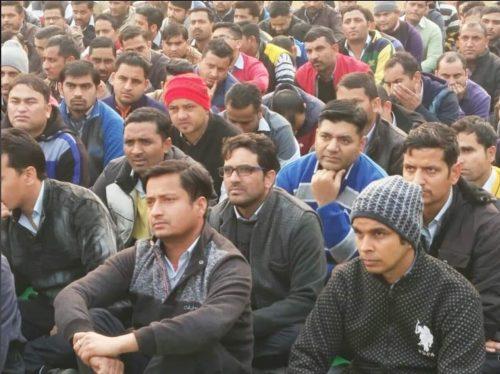 Himachal Pradesh Torrent Workers