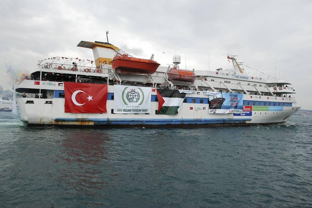 MV Mavi Marmara
