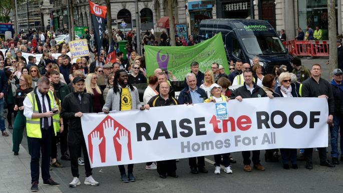 Raise the Roof Ireland