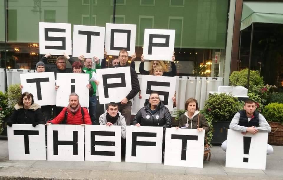 tips theft bill -Ireland