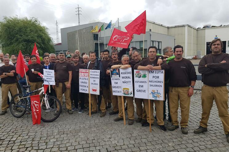 cork workers strike - portugal