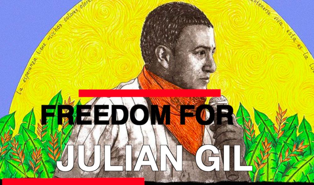 Free Julian Gil