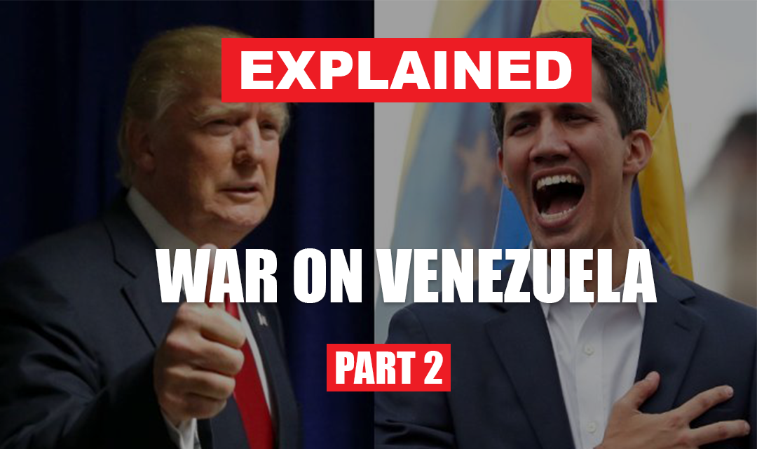 War on Venezuela part 2