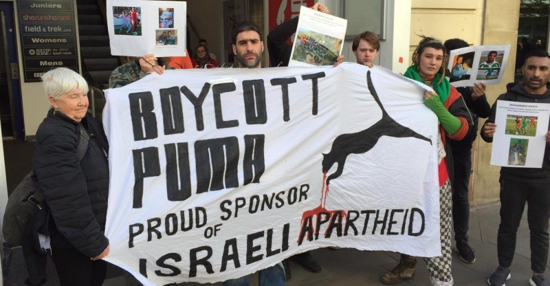 Boycott PUMA