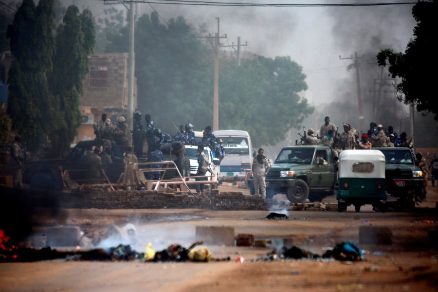 Sudan A Reign Of Terror After The Massacre Peoples Dispatch