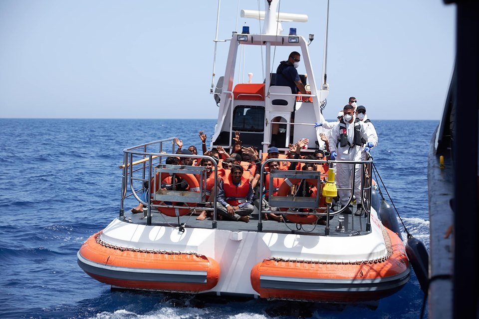 rescue boat Alan Kurdi malta