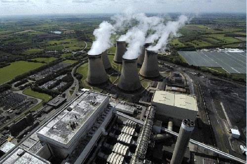 British power plant workers to strike over inadequate wage hike