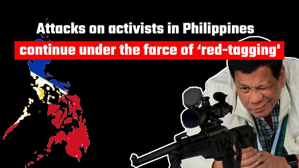 Activist attacked in Phillipinesjpg