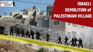 Israeli demolition of Palestine Village