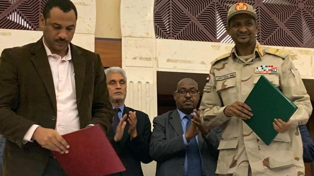 Why the political agreement in Sudan may help the military preserve its power