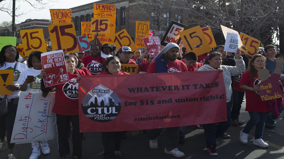 The Raise the Wage Act crosses one barrier but many more remain
