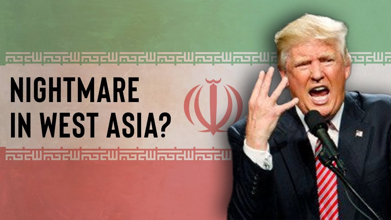 US war on Iran