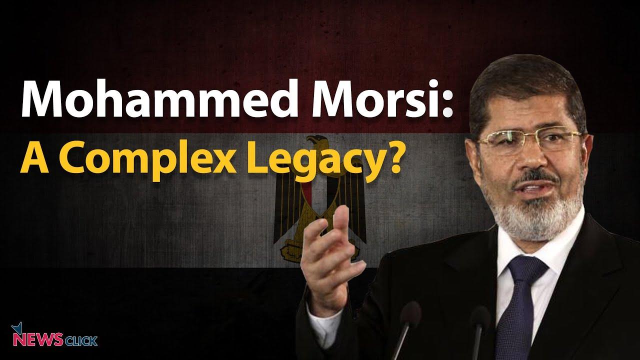 mohammed morsi death