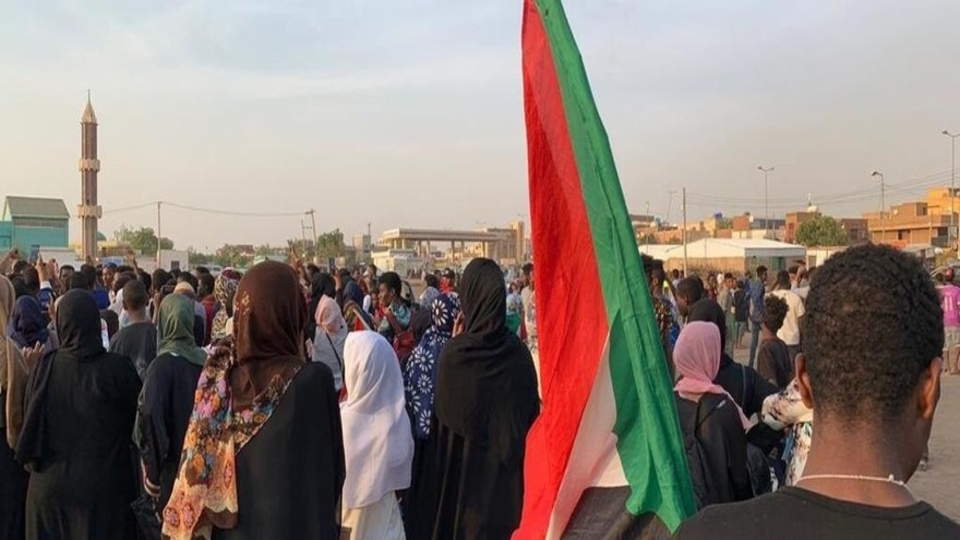 Protests rock Sudan against massacre of school children
