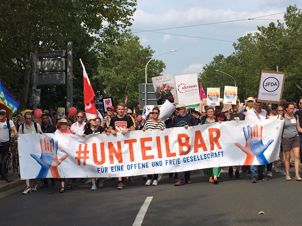 Unity March Germany