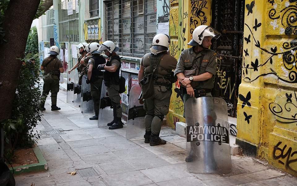 Police Atrocity-Greece