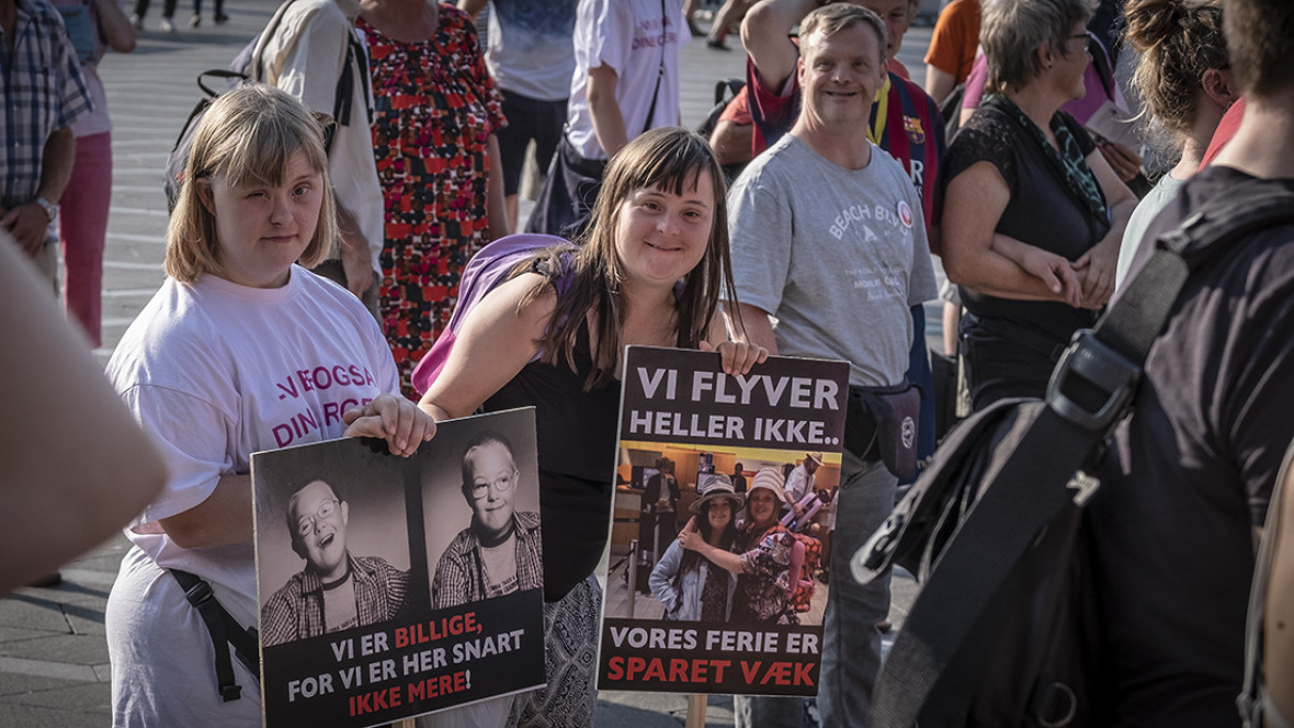 Denmark Protests